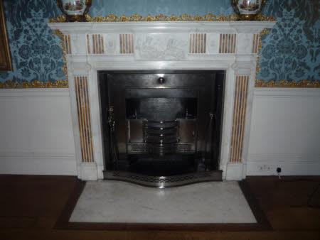 The Wardrobe fireplace