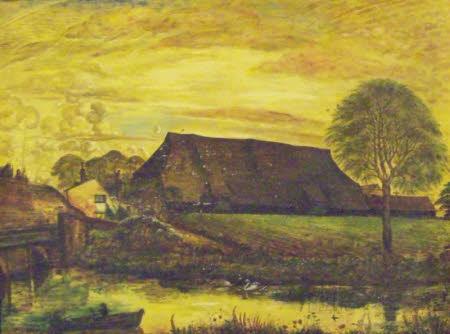 Coggeshall Grange Barn © National Trust / Elizabeth Dufour