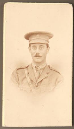Captain, The Hon.Thomas Charles Reginald Agar-Robartes, MP (1880-1915) in uniform
