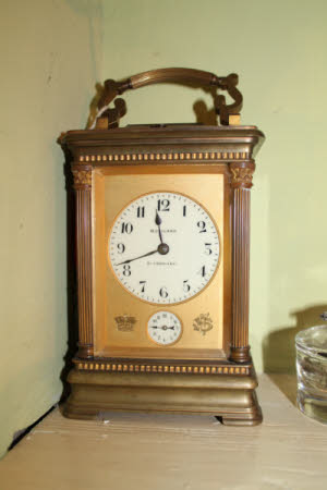 Carriage clock