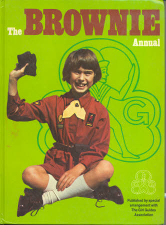 The Brownie annual.