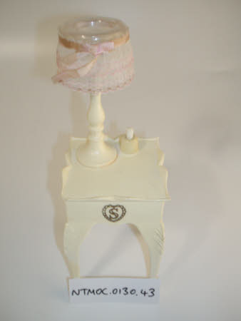 Doll's bedside table