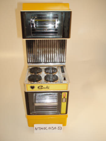 Doll's cooker