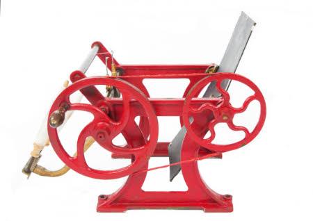 Wrap wheel