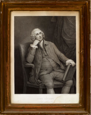 Charles Pratt, 1st Earl Camden (1714-1794) (after Gainsborough).