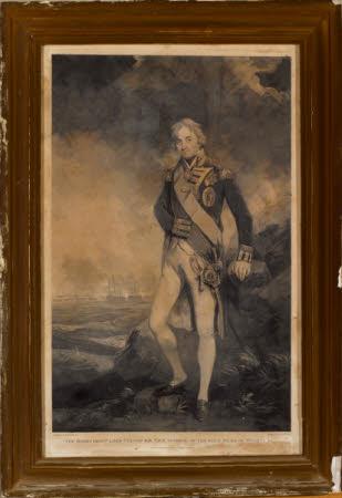 Horatio Nelson, 1st Viscount Nelson (1758-1805) (after John Hoppner)