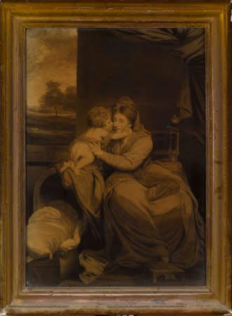 Elizabeth Milbanke, Viscountess Melbourne (1752-1818)