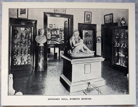 Entrance Hall, Wisbech Museum