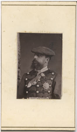 Don Carlos, 1848-1909 (Pretender to the Spanish throne), c.1875