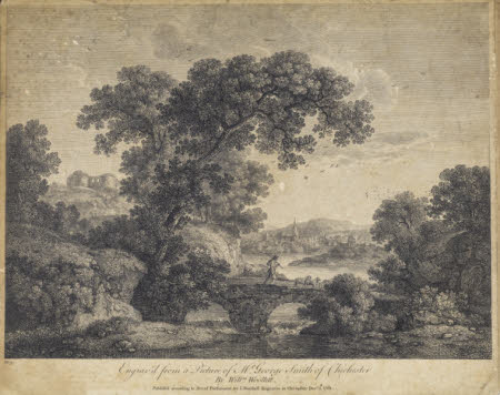 Landscape (after George Smith of Chichester)