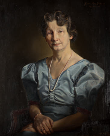 Edith May Dempster, Mrs Frank Pretty (1883-1942)