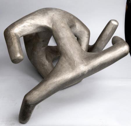 Untitled [Suspended Figure]