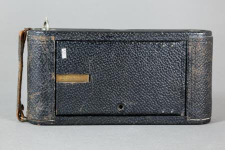 A Kodak No 3A Autographic folding rollfilm camera, Model B5
