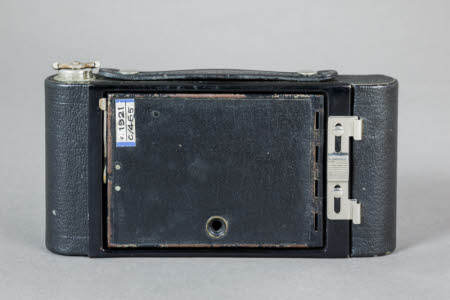 Kodak No. 2 Folding Autographic rollfilm camera