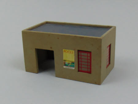 Toy building