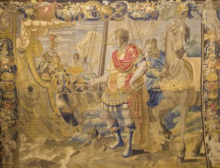 The Story of Antony and Cleopatra