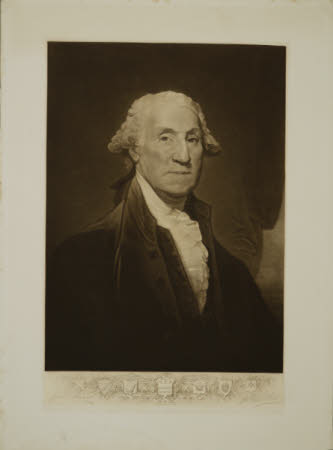 George Washington (1732-1799) (after Gilbert Stuart)