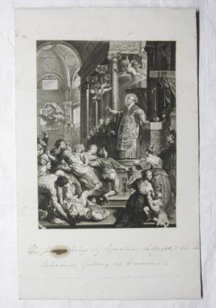 Saint Ignatius Loyola (1491-1556)