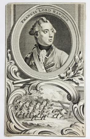 George Augustus Francis Rawdon-Hastings, 1st Marquess of Hastings (1754-1826)