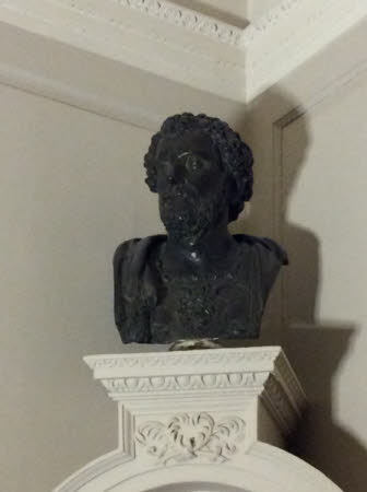 Emperor Vespasian, Emperor of Rome (9-79 AD)