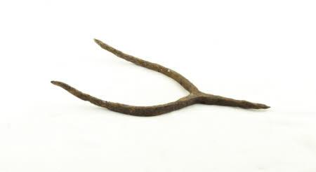 Pitchfork head