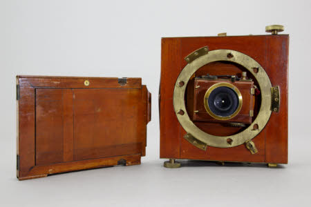 Thornton Imperial Triple Extension field camera