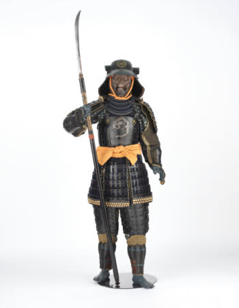 Japanese suit of armour