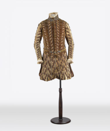 Costume worn by Henry Irving (1838 –1905) in the role of 'Benedick' in the 1882 production of 'Much ...
