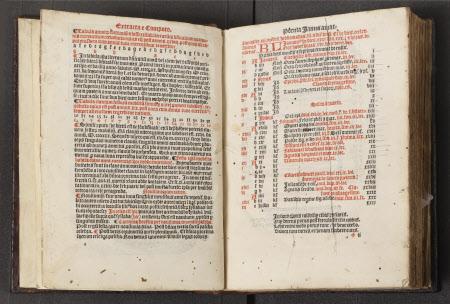 Missale ad vsum Sa[rum] incipit feliciter.