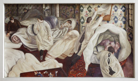 © The Estate of Stanley Spencer. All Rights Reserved 2016 / Bridgeman Images © National Trust Images / John Hammond