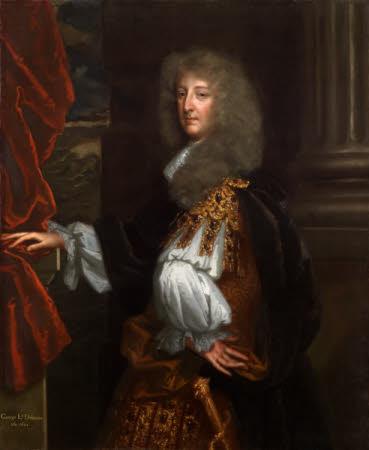 Sir George Booth, 1st Baron Delamer (1622-1684)
