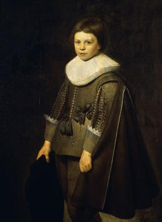 Unknown Boy, aged 10