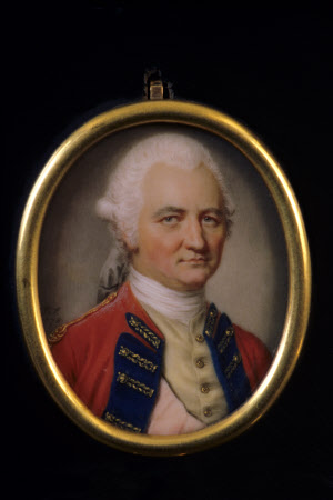 Robert Clive, 1st Baron Clive of Plassey 'Clive of India' (1725-1774) (after Sir Nathaniel ...