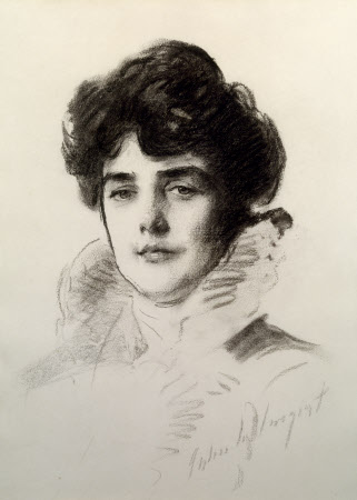 Jennie Jerome, Lady Spencer-Churchill (1854-1921)