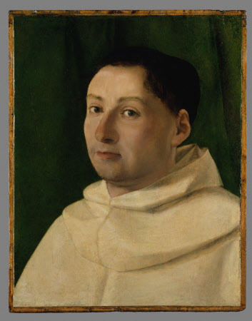 Portrait of a Dominican Friar