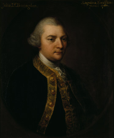 John Parker, later 1st Baron Boringdon (1734/5-1788)