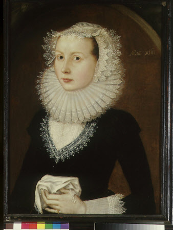 A Lady of the Wenlock Family, aged 13