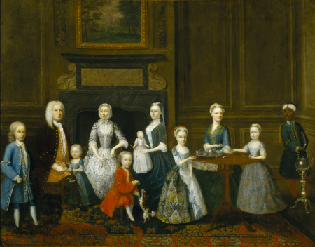 Thomas Smith (1699/1700-1744) and his Family