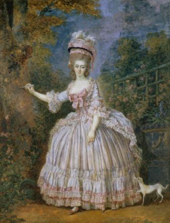 The Artist's Wife: Marie Ann Révérend, Madame Antoine Vestier