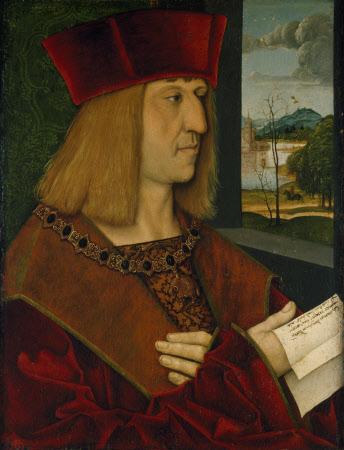 The Emperor Maximilian I (1459 - 1519)