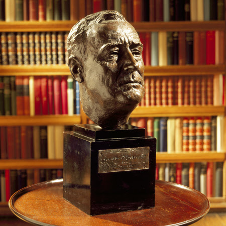 President Franklin Delano Roosevelt (1882-1945), President of the United States of America