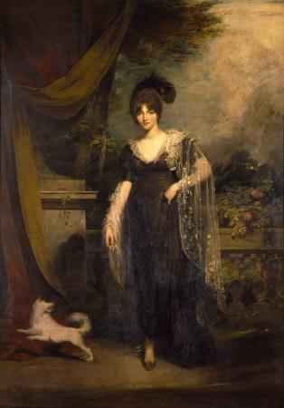 Called Mary Darby, Mrs Thomas Robinson, known as 'Perdita' (1758 - 1800)