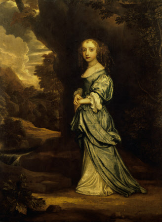 Lady Elizabeth Egerton, later Countess of Leicester (1653-1709)