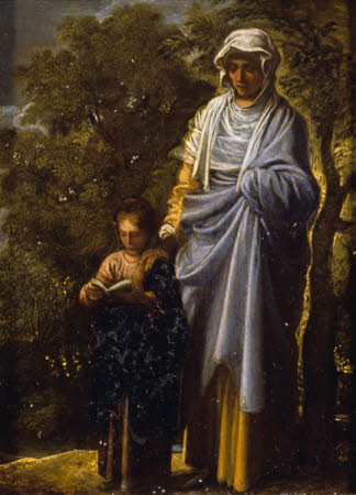 The Virgin and Saint Anne