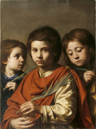 Three Boy Martyrs