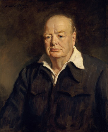 Sir Winston Leonard Spencer-Churchill (1874-1965)