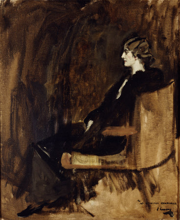 Clementine Ogilvy Hozier, Lady Churchill (1885-1977)