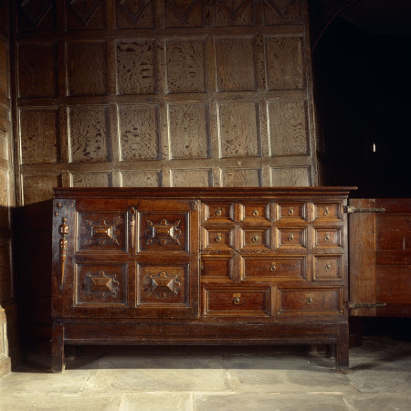 Little Moreton Hall © National Trust Photo Library