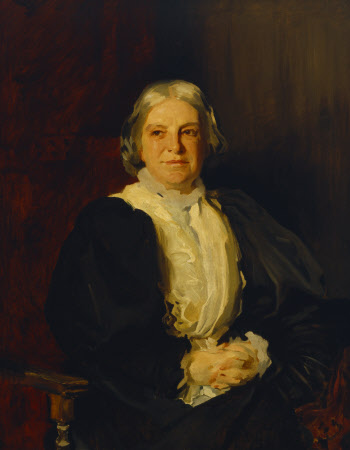Octavia Hill (1838 - 1912) (after John Singer Sargent)