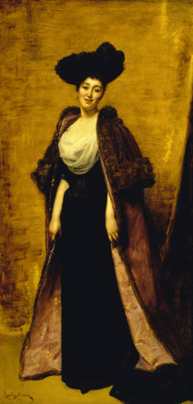 Margaret Anderson, The Hon. Mrs Ronald Greville DBE (1863-1942)
